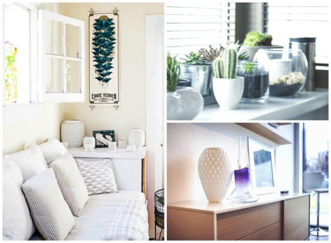 A few hints for making your living room visually more spacious.