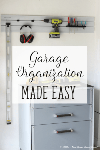 How to Organize Your Garage Using Vertical Storage