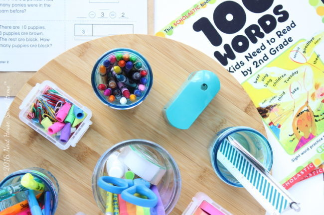 Homework time is the most dreaded time for many moms. But it doesn't have to be so stressful. Here are 10 simple ways to make homework time less hectic.