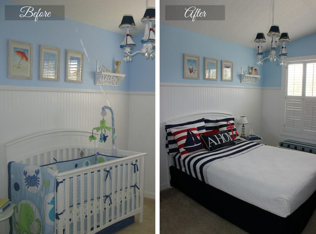 Stylish And Affordable Big Boy Bedroom Decor.