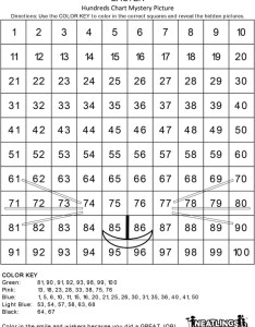 Easter bunny chart with smile and whiskers drawn in also free printable mystery picture activity   neatlings rh
