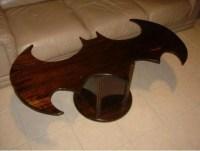 Batman Coffee Table - Neatorama