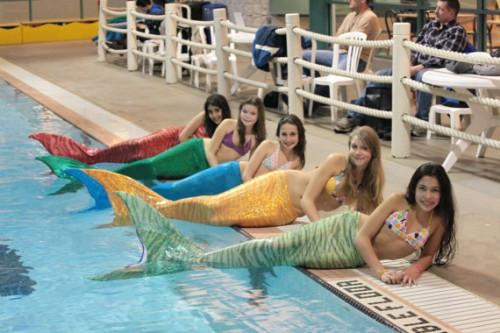 Custom Made Mermaid Tails  Neatorama