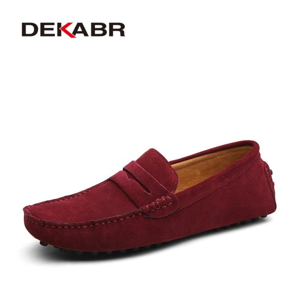 Neatshoe Genuine Leather Loafer 21