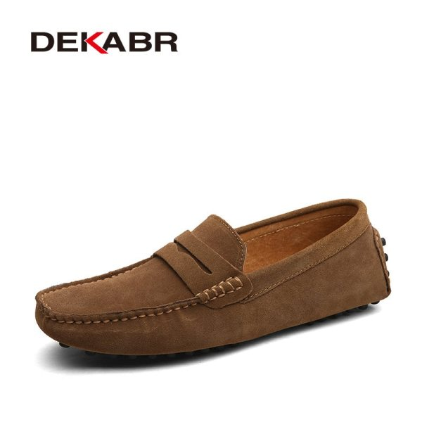 Neatshoe Genuine Leather Loafer 19