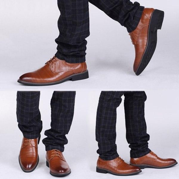 Oxfords Bullock Business Shoe 4
