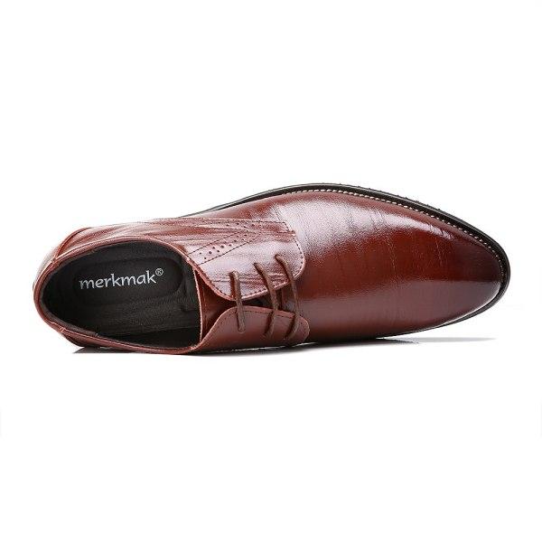 Oxfords Bullock Business Shoe 6