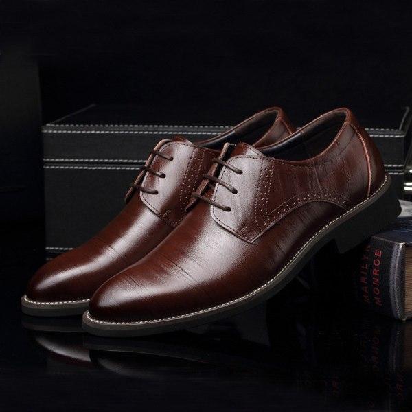 Oxfords Bullock Business Shoe 5