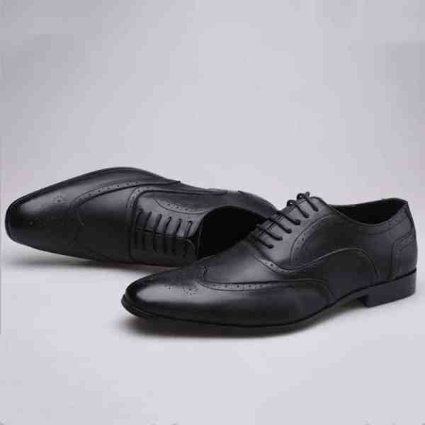 Business Comfortable Leather Shoe 4