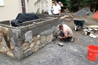 What is a Retaining Wall & What is the Best Material for ...
