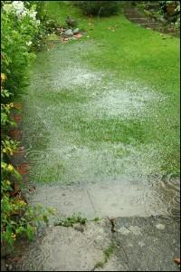 5 poor drainage solutions divert