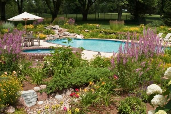 four of favorite swimming pool