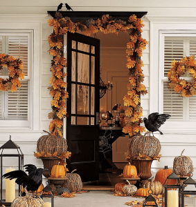 Residential Halloween Decorating Services By Neave Décor