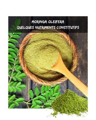 """🍀Le moringa, de type Oleifera est une nutritive. Il contient: - 2 fois plus de protéines que le yaourt - 4 fois plus de vitamine A que la carotte  - 3 fois plus de potassium que les bananes - 7 fois plus de vitamine C que l'orange - 4 fois plus de calcium que le lait - 3 fois plus de vitamine E que les épinards - Plus de calcium que la spiruline - Une haute concentration en chrorophylle 👉 Ce sont quelques nutriments parmi les nombreux que constiennent les feuilles de moringa. C'est n'est pas pour rien qu'on lui donne le nombre de l'""""arbre de vie"""". . . #nebiance #moringa #poudredemoringa #superaliment #recettehealthy #sain #recettesaine #produitnaturel #produitsnaturels #santenaturelle #naturopathe #alimentationsaine #vegan #medecinedouce #prendresoindesoi #santenaturelle #bienetreaunaturel #hygienedevie #santeaunaturel  #mangerdesaison #microbiote #floreintestinale #digestion #alimentationvivante #phytotherapie"""