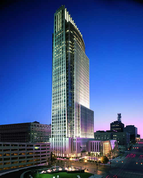 First National Bank Building Omaha Nebraska