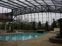 Nebula Lighting Pool Cages - Pics about space