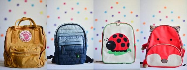 plecaki dla dzieci