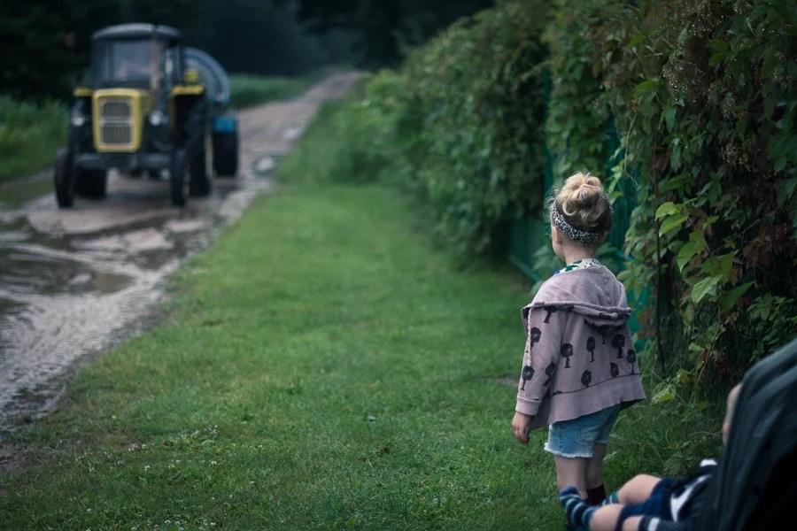 Szczęście razy milion: zobaczyć na żywo traktor