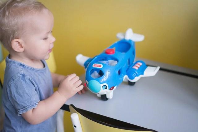 Samolot Little People