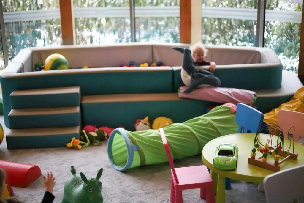 Hotel Aquarius sala zabaw dla dzieci