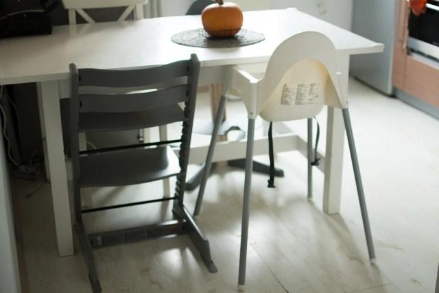 krzesełko do karmienia porównanie