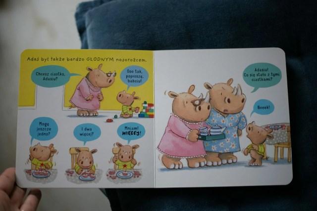 najlepsze książki dla dzieci 0-3