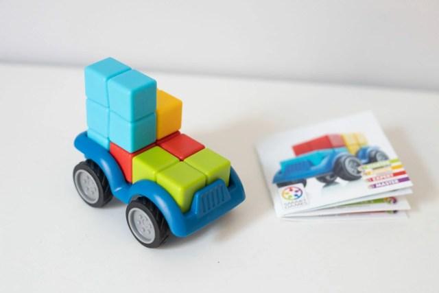 Prezenty dla 3-latka - granna smart car