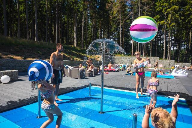 Czarny Kamień Resort & Spa - hotele na narty z dziećmi