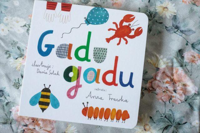 Gadu Gadu - 3 książka z logopedycznej serii Anny Trawki