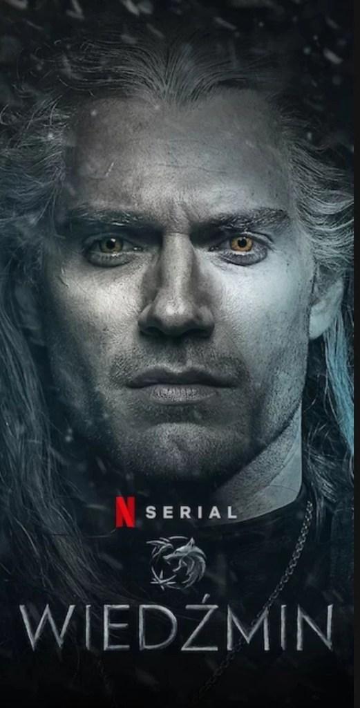 The Witcher - plakat filmu