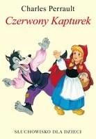 okładka książki - czerwony kapturek