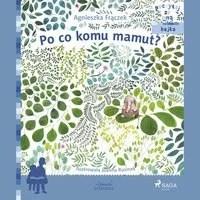 okładka audiobooka - po co komu mamut