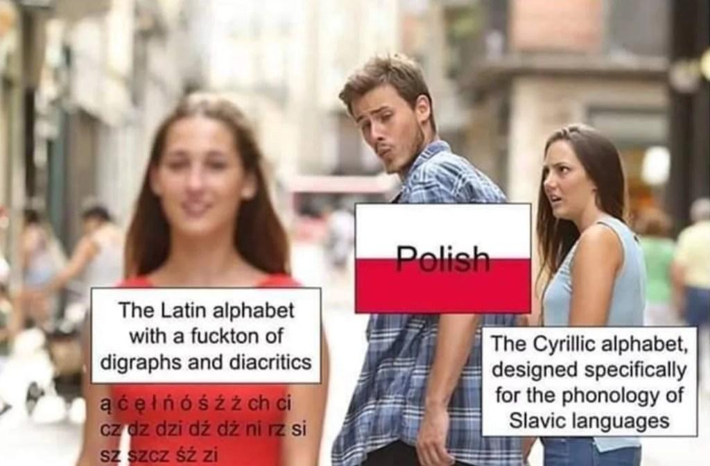 mem o polskim vs rosyjski