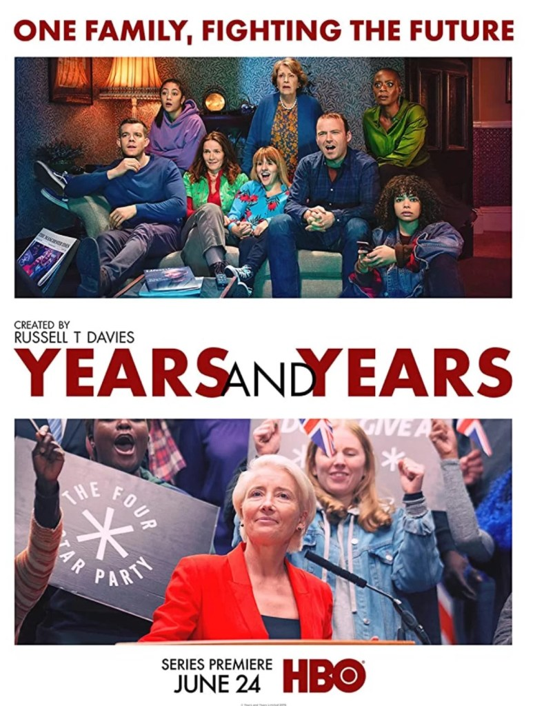 okładka serialu years and years