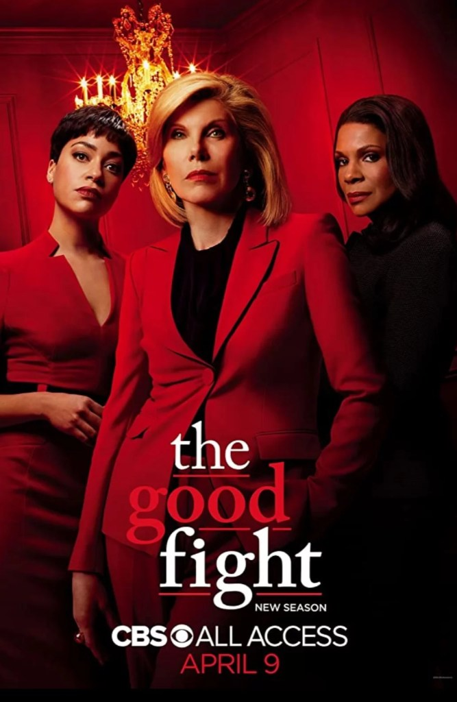 the good fight okładka serialu HBO GO
