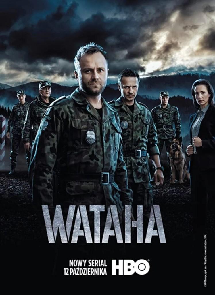okładka serialu polskiej produkcji Wataha na HBO
