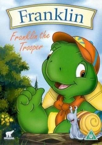 Żółw Franklin