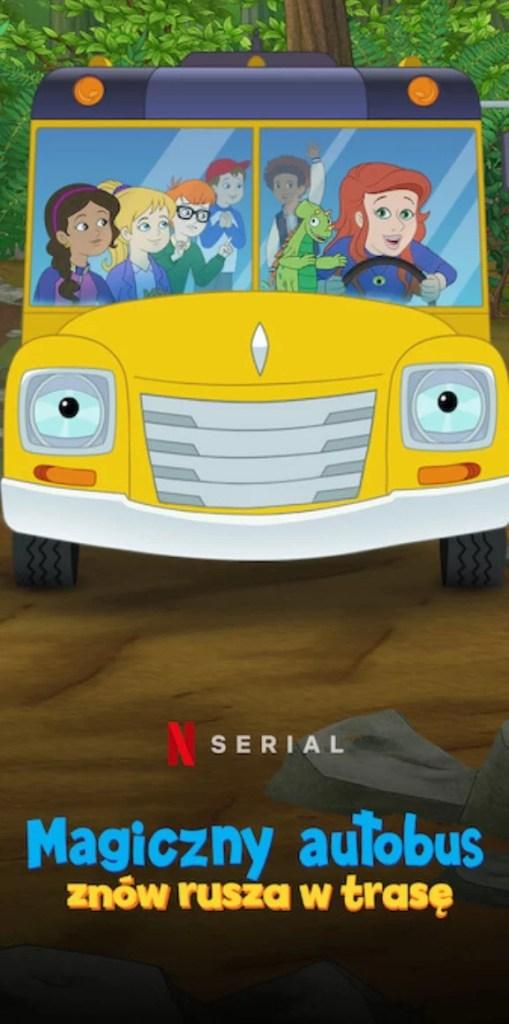 Magiczny Autobus - najlepsze bajki na Netflix