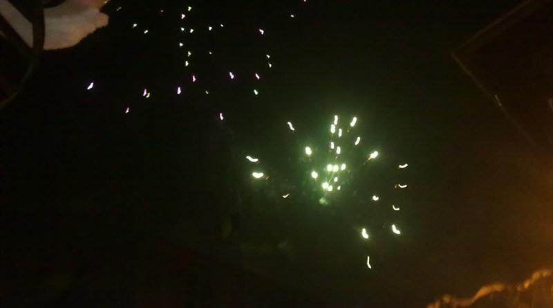 25.05.2020 - artificii - o mare sărbătoare
