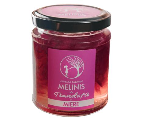 Melinis de trandafiri - dulce natural