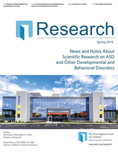 2018 Spring Research News