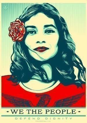 """Necessaire da Diva images-39 """"Não vamos permitir que pisem em nossas almas."""" Coisas de Bárbara.  Women's march Marcha das mulheres Frases inspiradoras Frase de Alicia Keys 2017"""