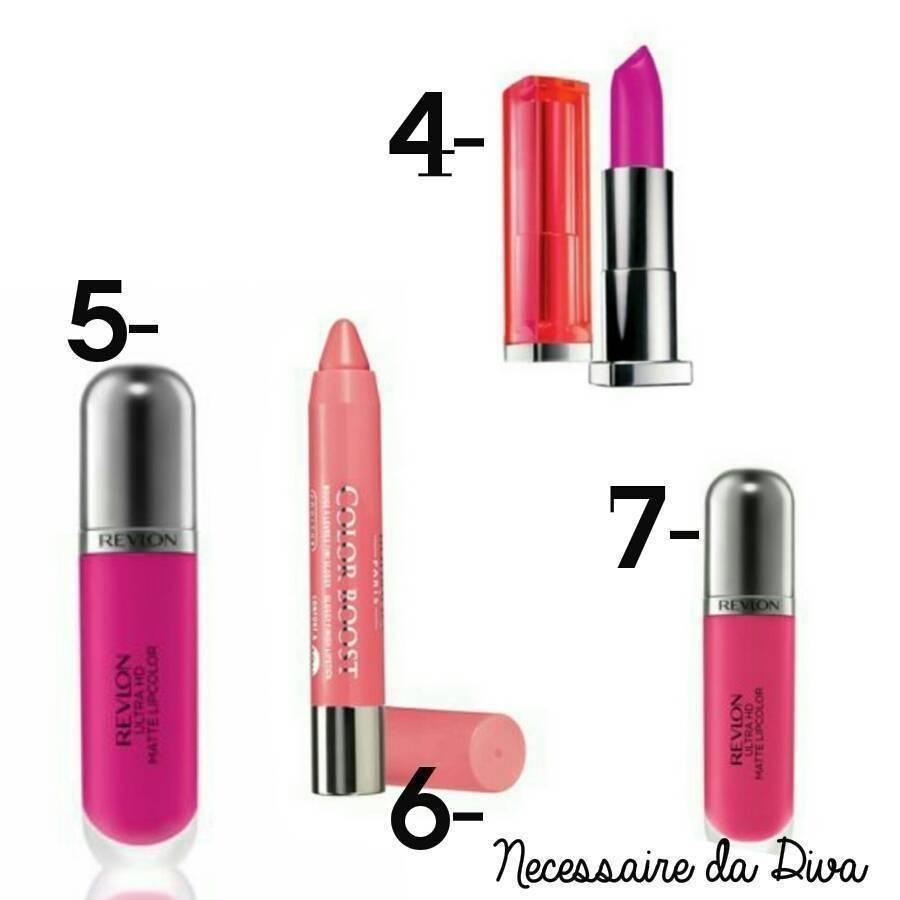 Necessaire da Diva photostudio_1505081868396 Batons fabulosos na cor rosa. Beleza  dicas de batons beleza batons rosa fabulosos batons rosa batom revlon batom natura batom mac batom bourjous