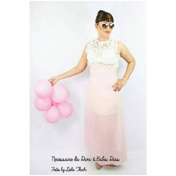 Necessaire da Diva 22728900_1420228104692280_4825859476170115434_n Necessaire da Diva-Foto Vestido Rosa e Branco 17