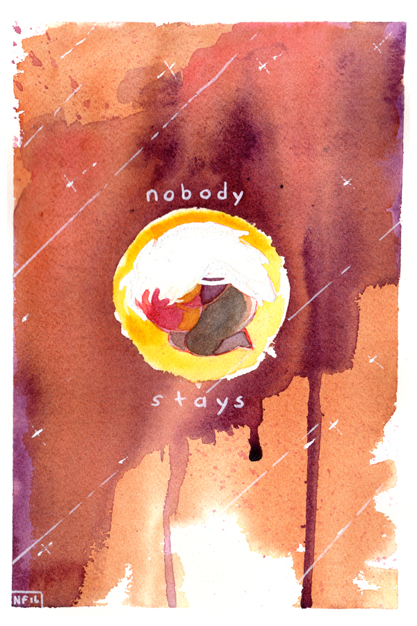nobodystays