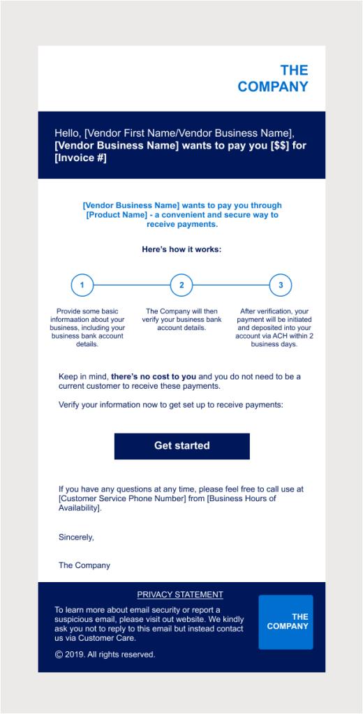 The Company E-mail