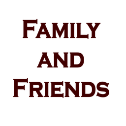 family and friends one