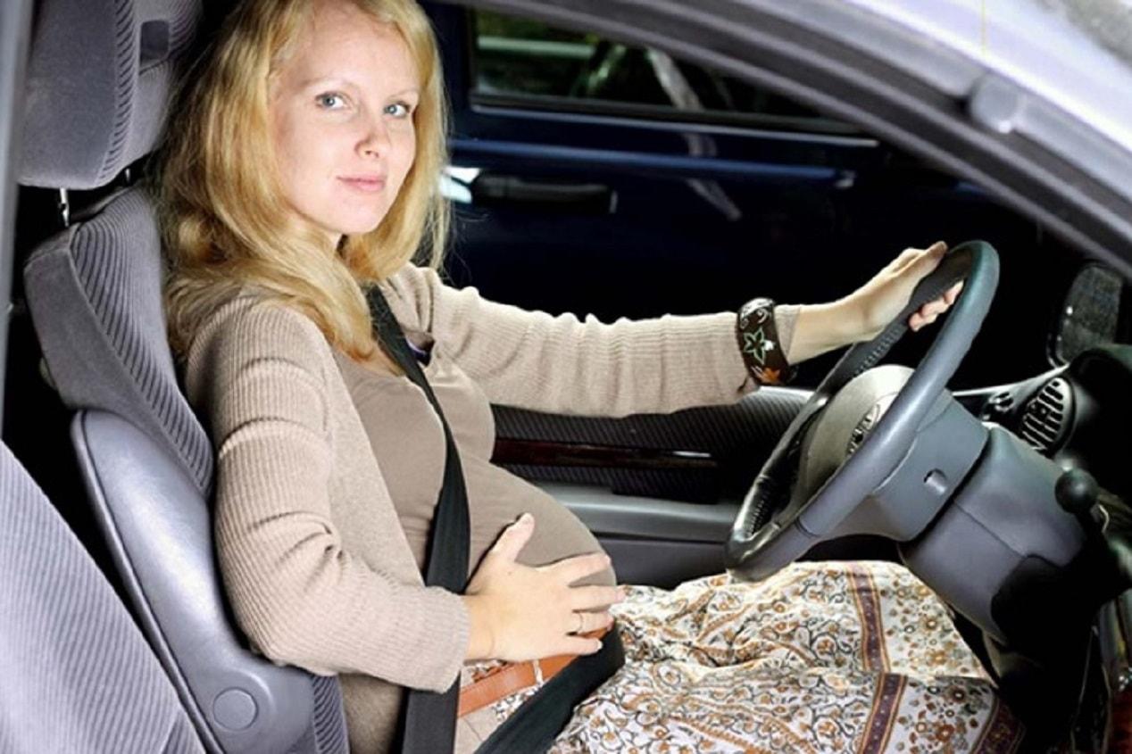 Hamilelikte Emniyet Kemeri Kullanımı