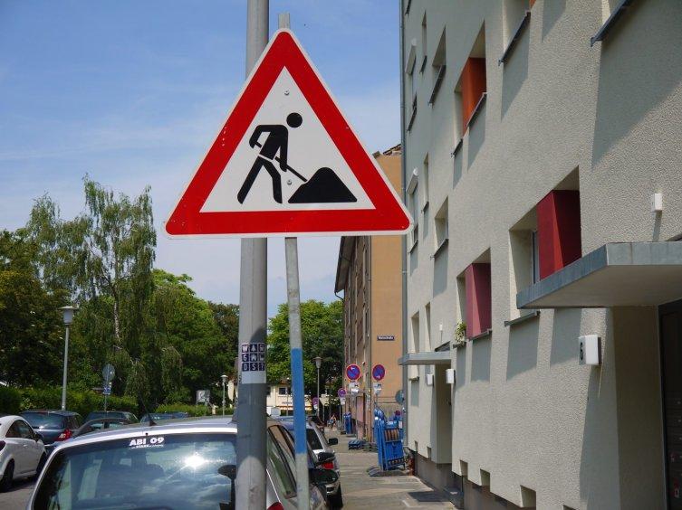 Zwei Monate Baustelle: Die Kinzigstraße wird bis Mitte August gesperrt | Foto: Neckarstadtblog