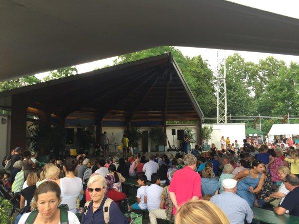 Stadtteilfest Herzogenried 2016   Foto: Neckarstadtblog